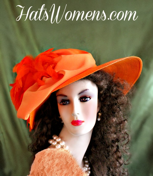 Woman s Black White Purple Kentucky Derby Church Hat With Feathers ... 6217496e60bc