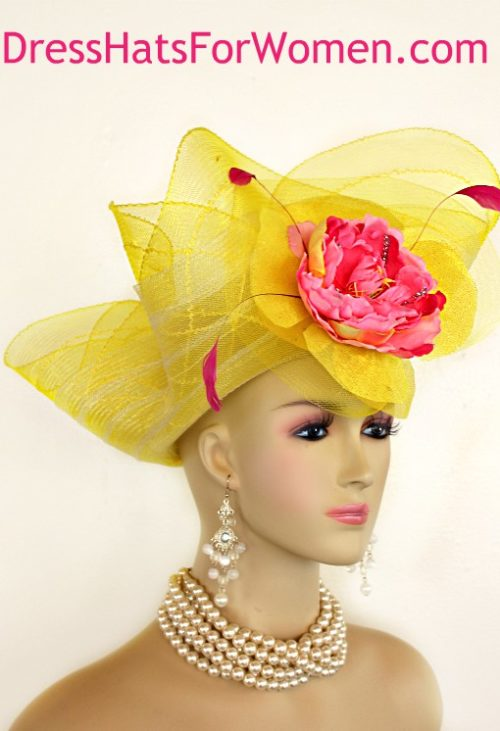 3fe0c1e5fa7 Bridal Couture Wedding Hats Woman – Dress Hats For Women